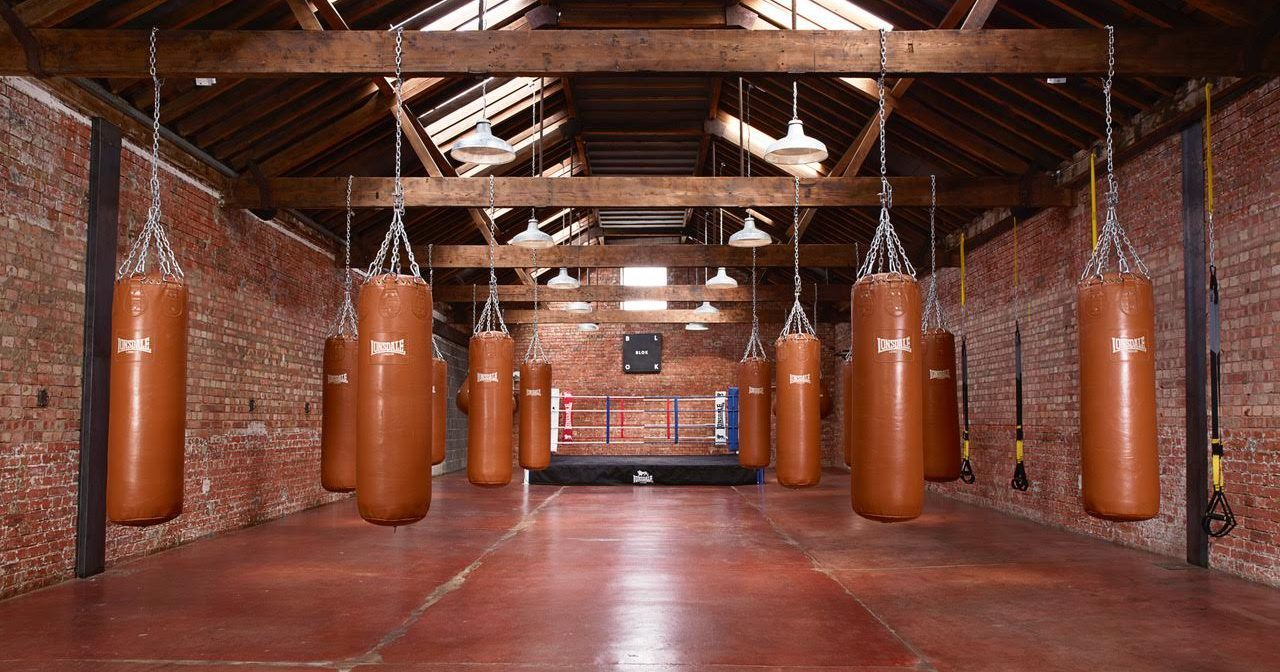 BLOK BOXING: High intensity workouts, Clapton