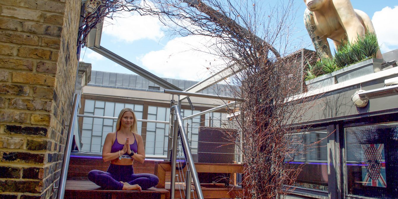 KARMA SANCTUM YOGA: London's new and healthy brunch club adds another date!