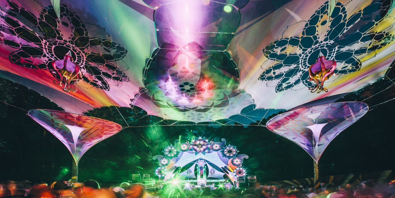 NOISILY FESTIVAL: Music, mindfulness & meditation in the Leicestershire countryside