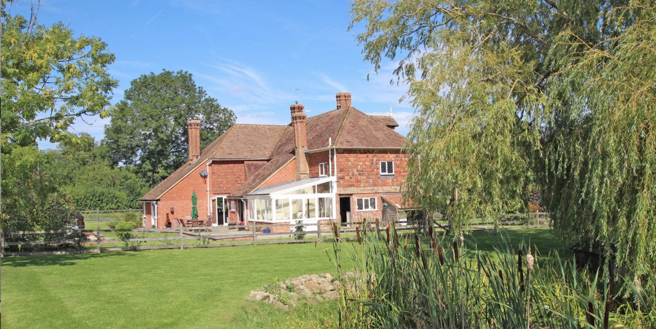 GREEN FARM KENT: An idyllic, sustainably created haven; where yoga, fresh air, ESPA treatments and home grown food (and wine!) are constantly within arms' reach