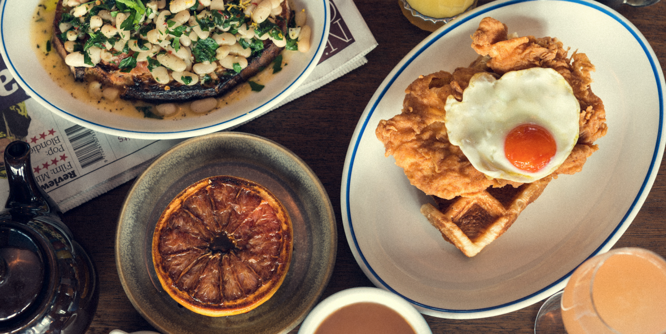 FOXLOW: New daily breakfast and brunch is a boozy treat!