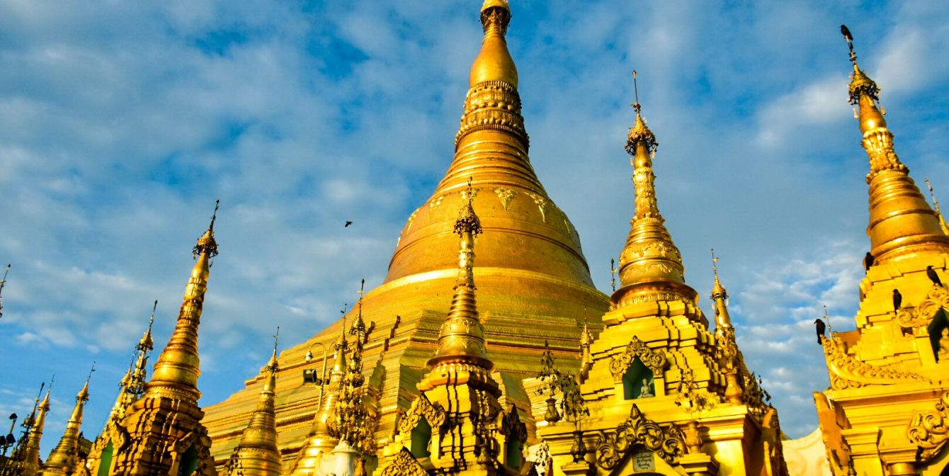 48 HOURS IN YANGON: Pagodas, sky-high views, crazy trains and an oasis of calm