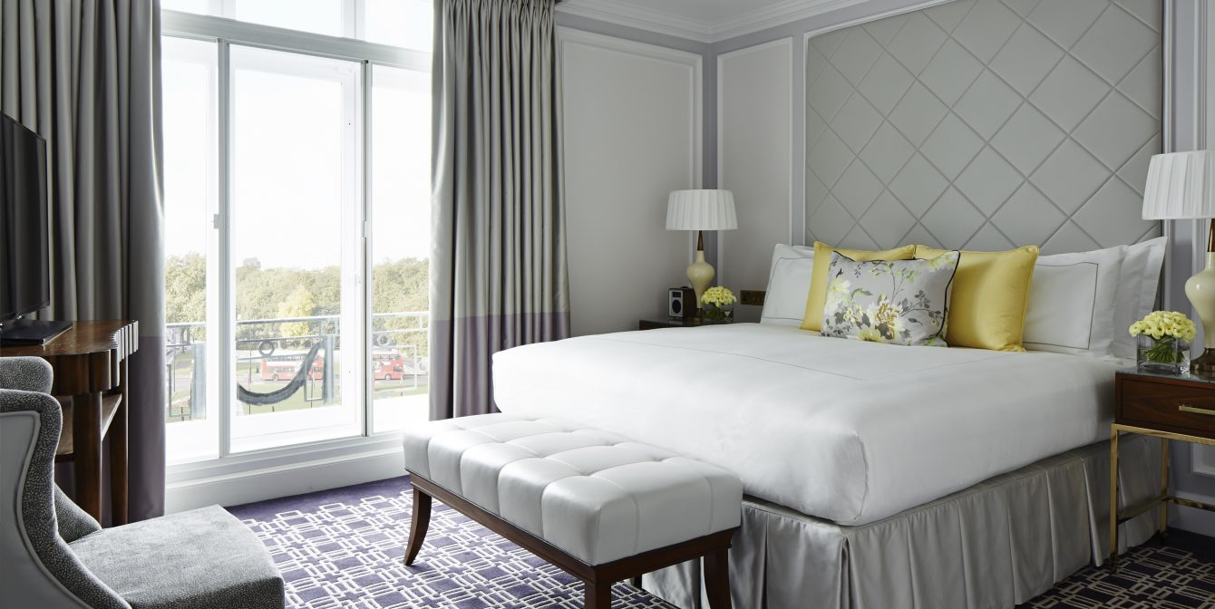 MARRIOTT LONDON, PARK LANE: Last chance to book Art & Science of sleeping workshop, 19th October