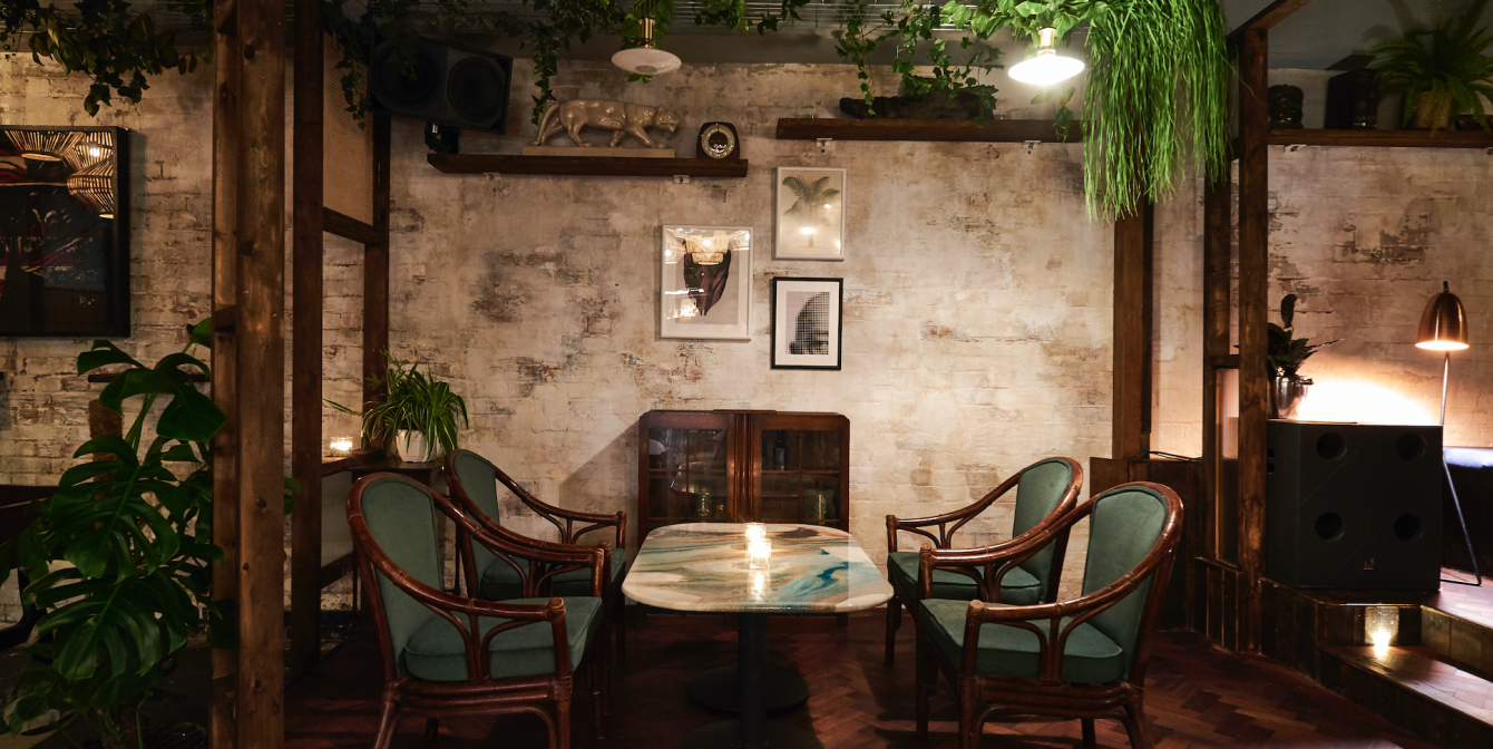 NINE LIVES BAR: For conscious explorers in London, Review