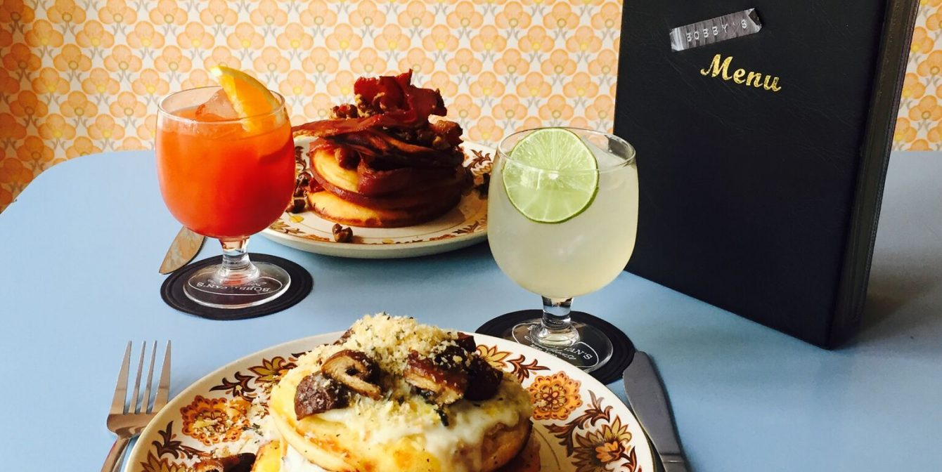 BOBBY FITZPATRICK: Bottomless brunch for the retro lover.