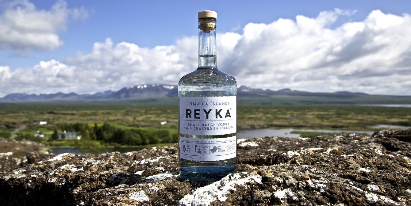 REYKA VODKA: Launches a series of offbeat encounters across Hackney this November