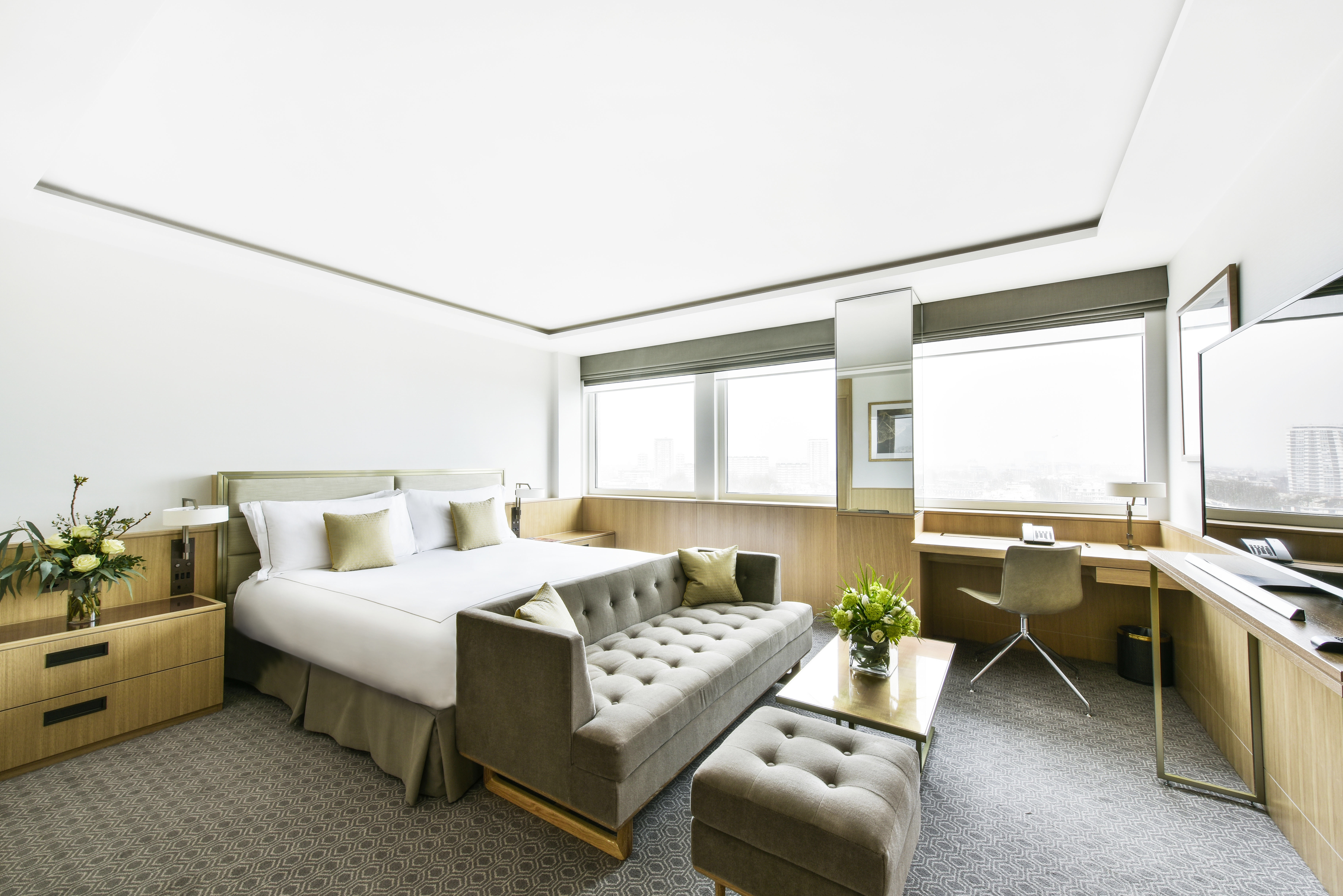 ROYAL LANCASTER LONDON: An £80 MILLION facelift gets this towering ...