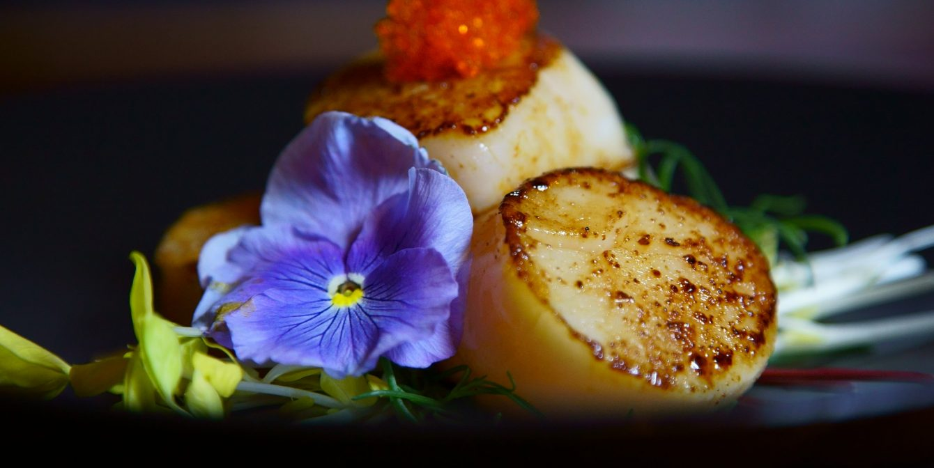 OSETRA SEAFOOD & STEAKS: A dose of old-school Italian charm and giant scallops