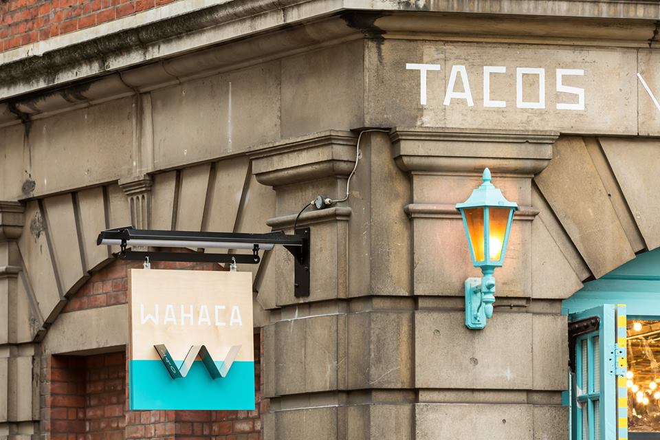 WAHACA TEST KITCHEN: A sprawling menu to suit all tastes and chili-infused margaritas to help banish colds