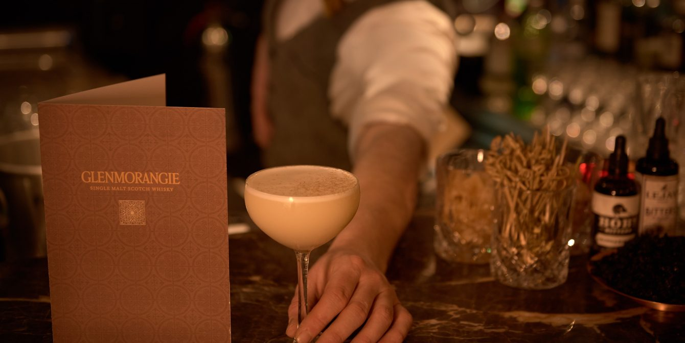 GLENMORANGIE: 'Spice & Rye' speakeasy brings the golden age of American whiskey to London