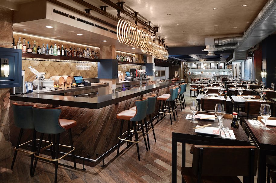 P.F CHANG'S ASIAN TABLE: America's fave pan-Asian chain hits the big smoke.