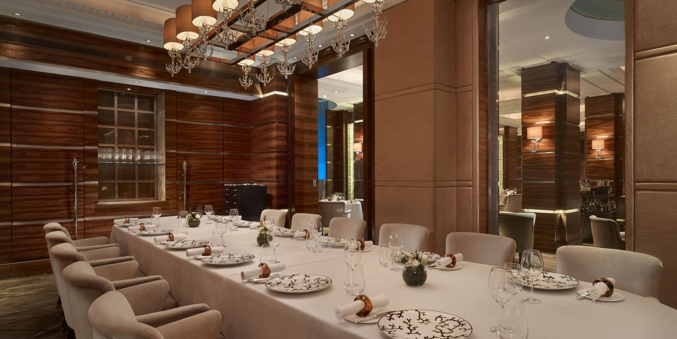 ALYN WILLIAMS TASTING POP-UP: Snap up tickets for The Westbury hotel's refined feast washed down with Nyetimber's finest