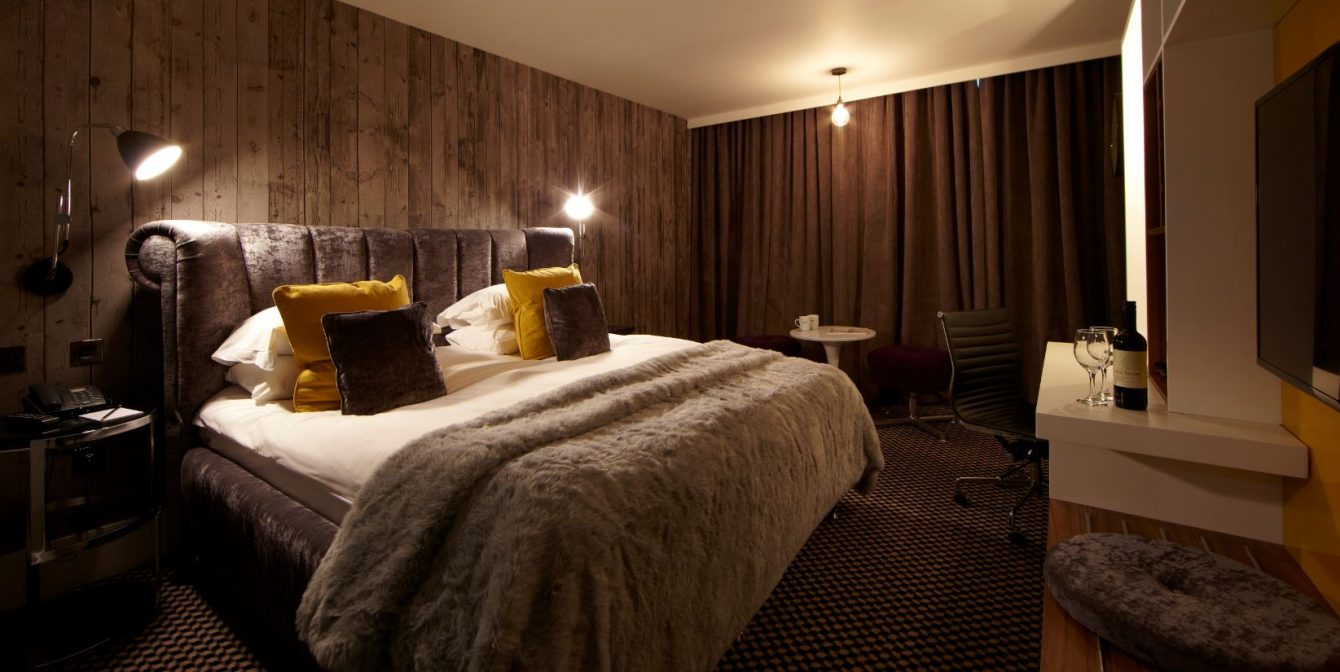 MALMAISON LONDON: A sexy hotel and restaurant tucked away in historical Clerkenwell