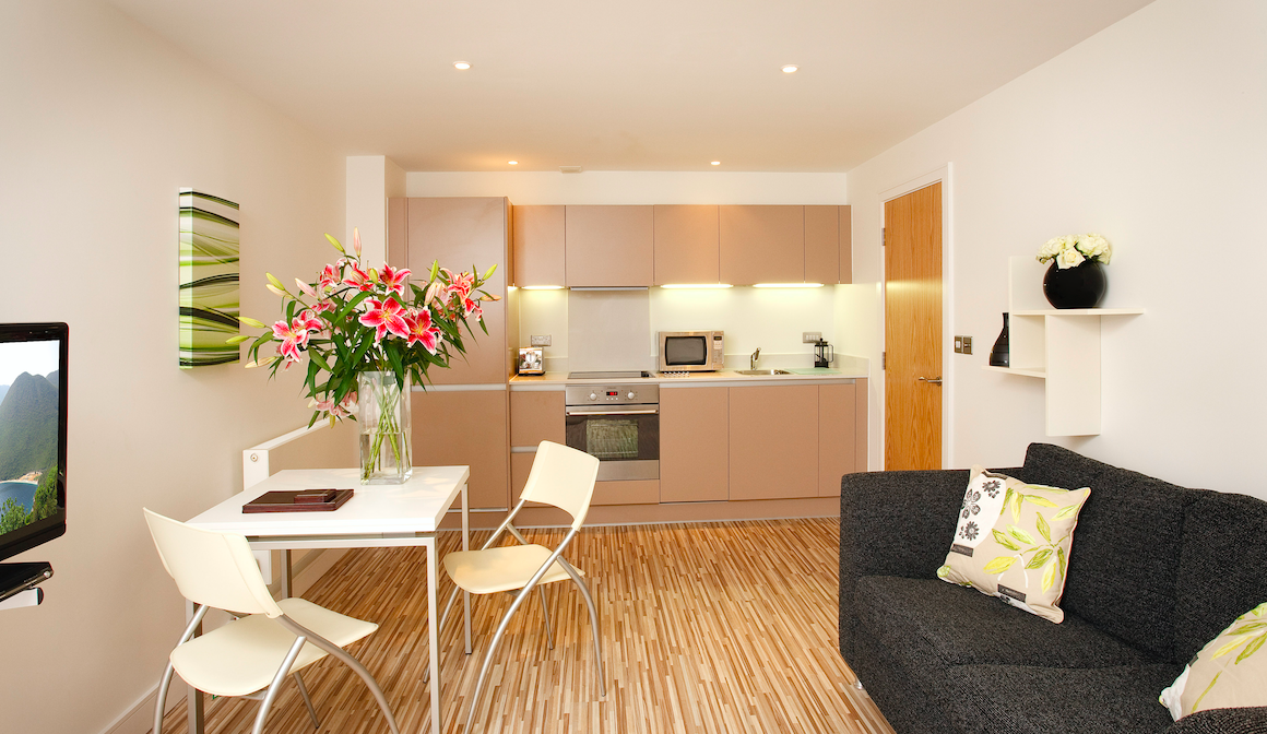 SACO HOLBORN: Slick apartments that make you feel right at home in London