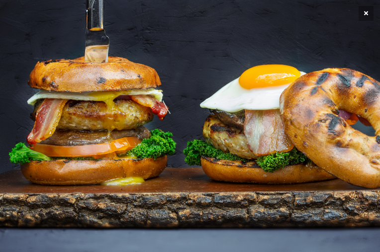 ROAST Restaurant: British restaurant in Borough Market launches the Ultimate Breakfast Burger.