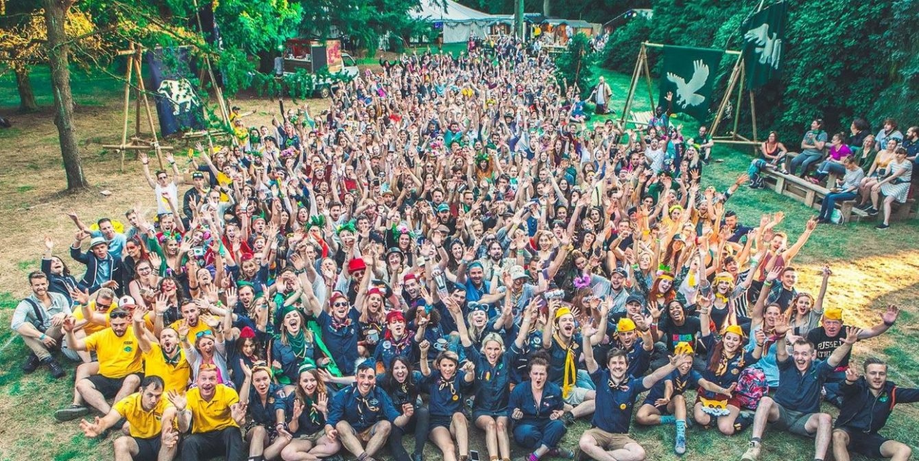 CAMP WILDFIRE 2018: Nipple tassle-making, acro yoga, rock climbing and more woodland joy at this adventure-focused festival