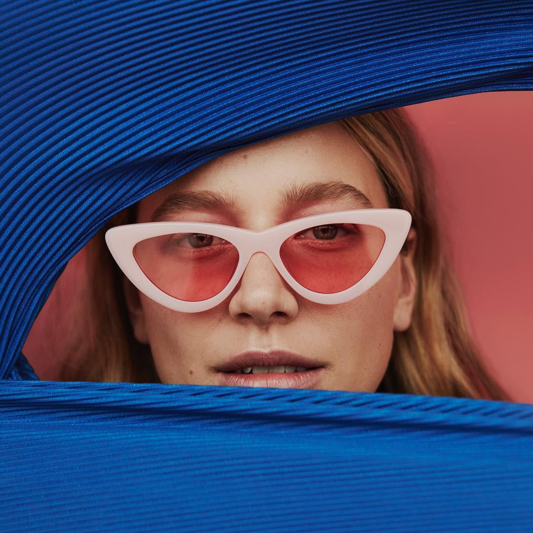 7b9a473166819f When you discover a new eyewear brand whose latest collection features  colours of Coco, Mango (Yellow), Peach, Kiwi (dark green), Aqua (Turqoise),  ...
