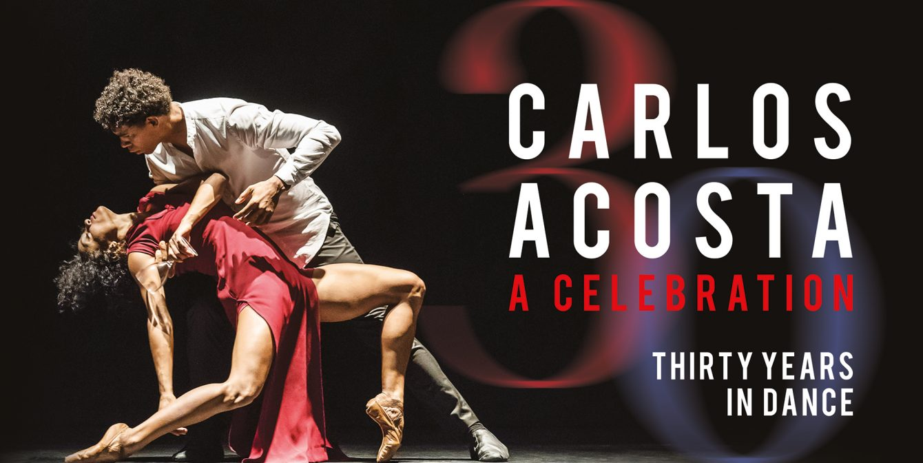 CARLOS ACOSTA: An extraordinary celebration of thirty years in dance