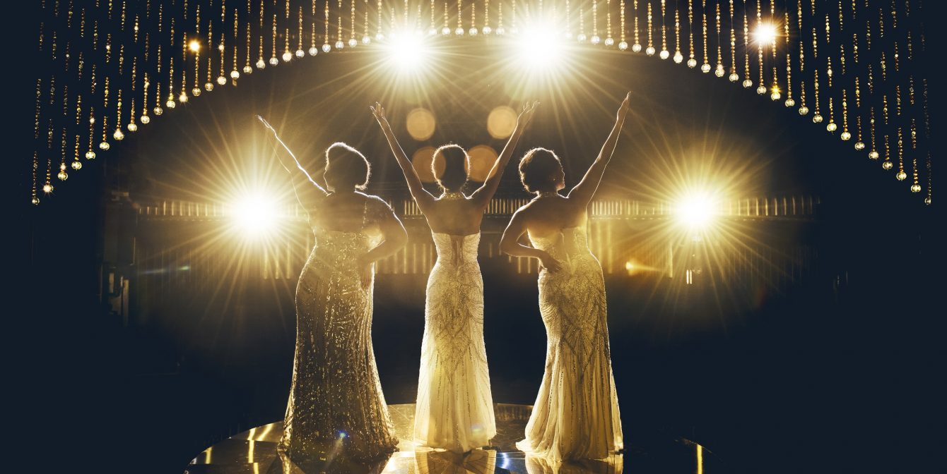 DREAMGIRLS: incandescent vocals dripping with Swarovski crystals