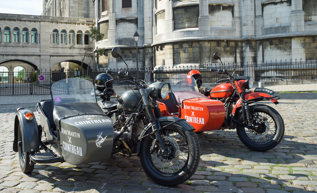 RÉMY MARTIN X COINTREAU: Join forces for the ultimate Sidecar, LCW 3-7 Oct