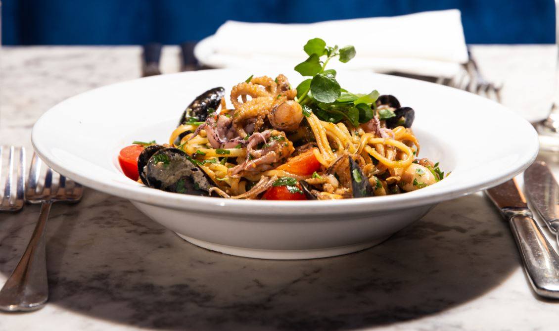 FORTY DEAN STREET: Classic Italian fare revisited in the heart of Soho.