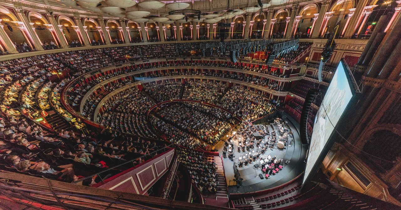 FILMS IN CONCERT: See your favourite movies at the Royal Albert Hall with a live orchestra playing the scores