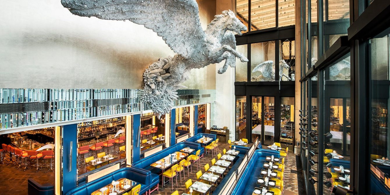BRASSERIE OF LIGHT: A sparkling restaurant ride full of fun and flavour hidden inside Selfridges