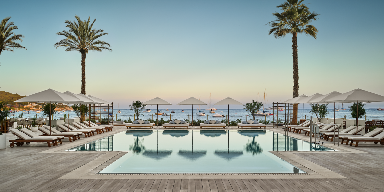 IBIZA: A wellbeing retreat and some indulgence on the White Isle!
