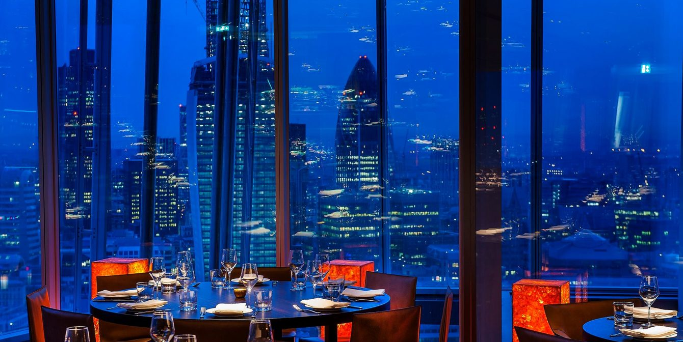 OBLIX: Unparalleled views, melt-in-the-mouth black cod and live music promise to please
