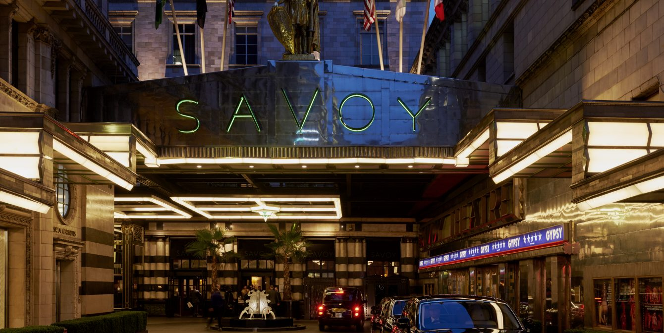 LIVE AT THE SAVOY: Highly-acclaimed jazz vocalist, Judi Jackson launches the hotel's new music series