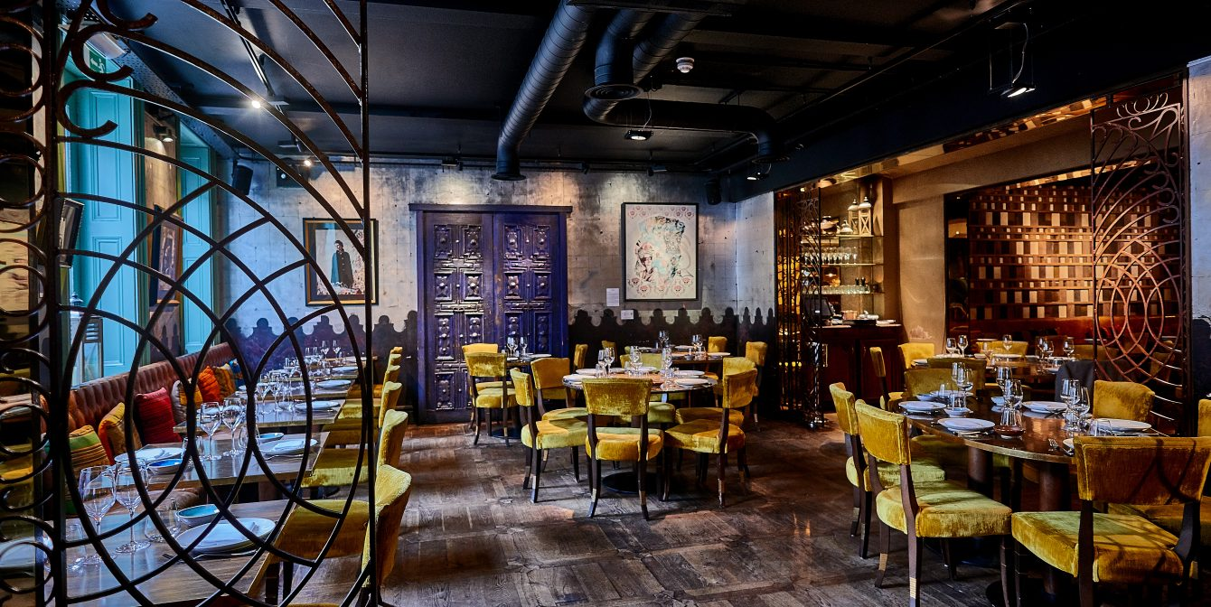COYA MAYFAIR: Coaxed into a Peruvian lair by delicious ceviche, cod casserole and punchy cocktails