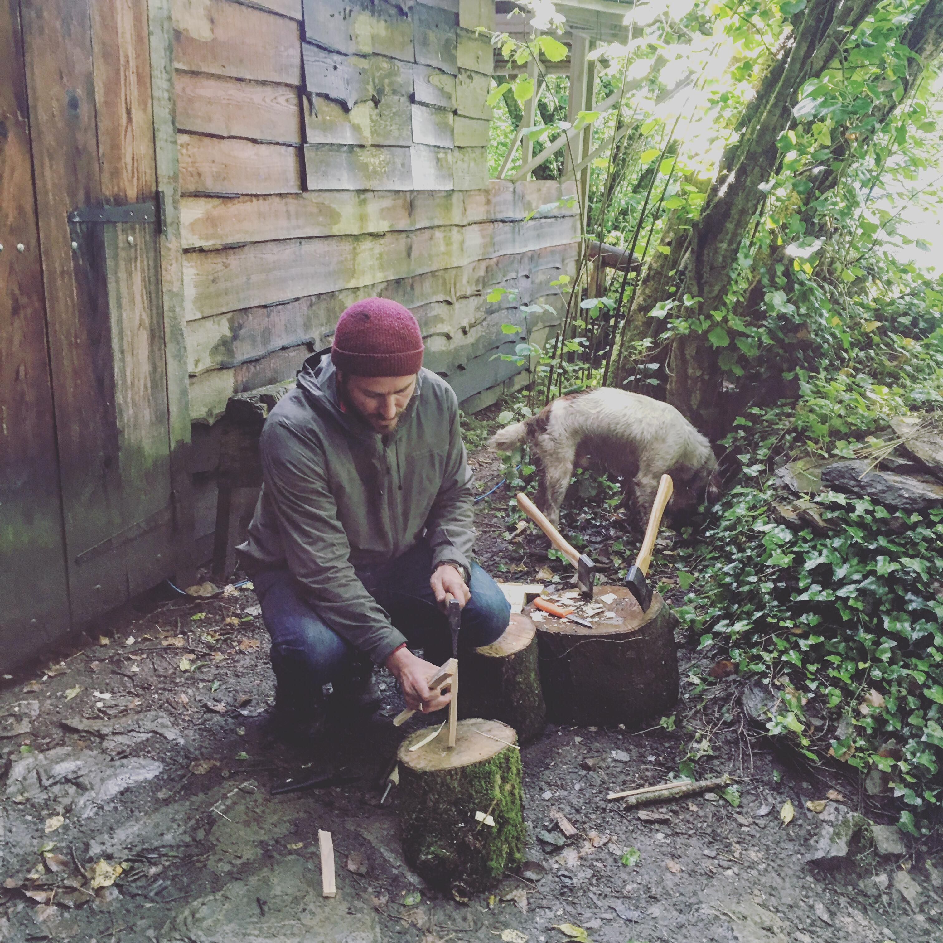 FILSON X 7TH RISE: Testing gear in the wilds of Cornwall