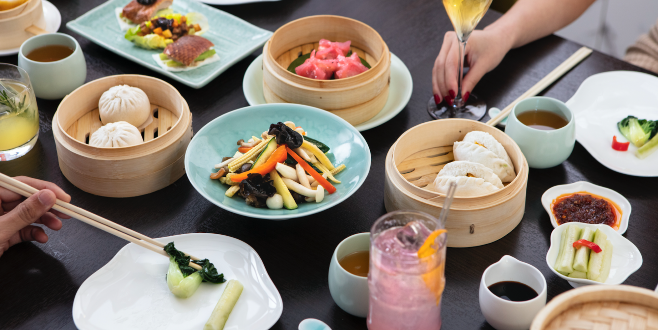 YAUATCHA CITY: Launch a delicious weekend 'Yum Cha' brunch menu