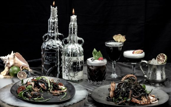 Cooking up the perfect storm with Kraken Rum