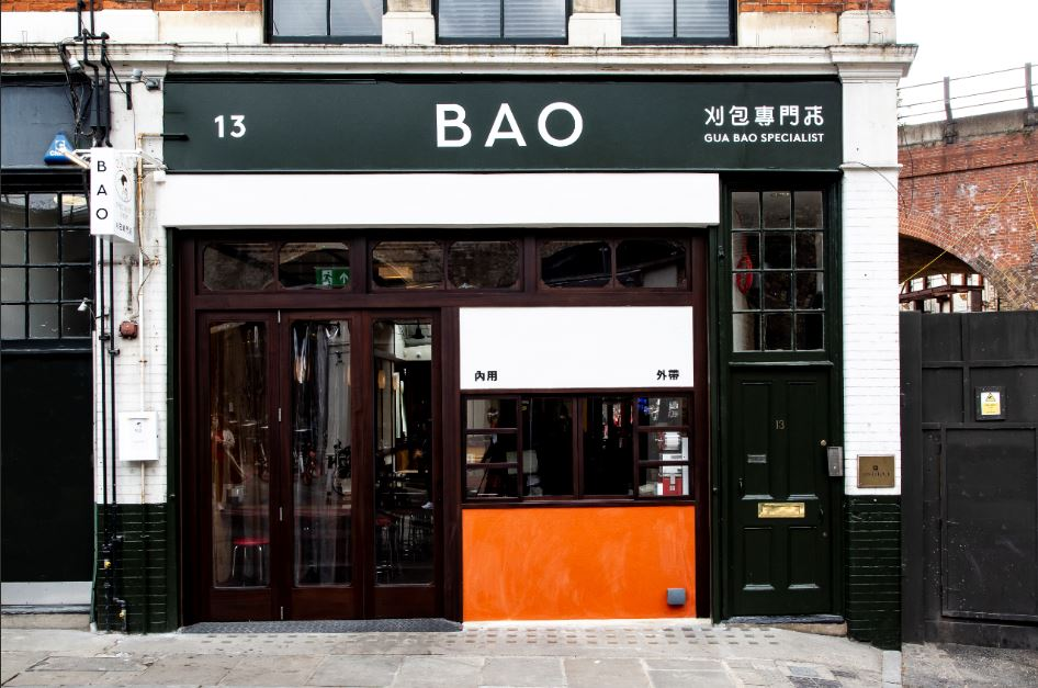 BAO BOROUGH: Taiwanese eatery Bao launch fourth spot in ever thriving Borough Market.