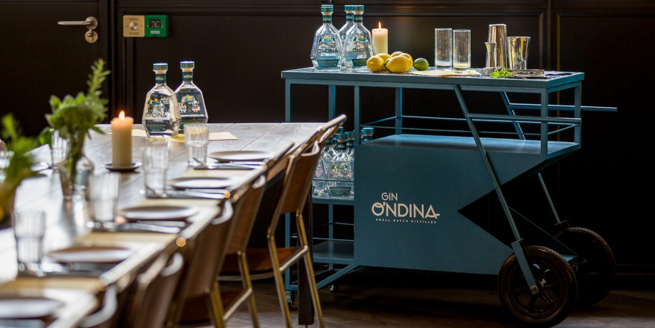September Supperclub: Palatino pairs with O'ndina