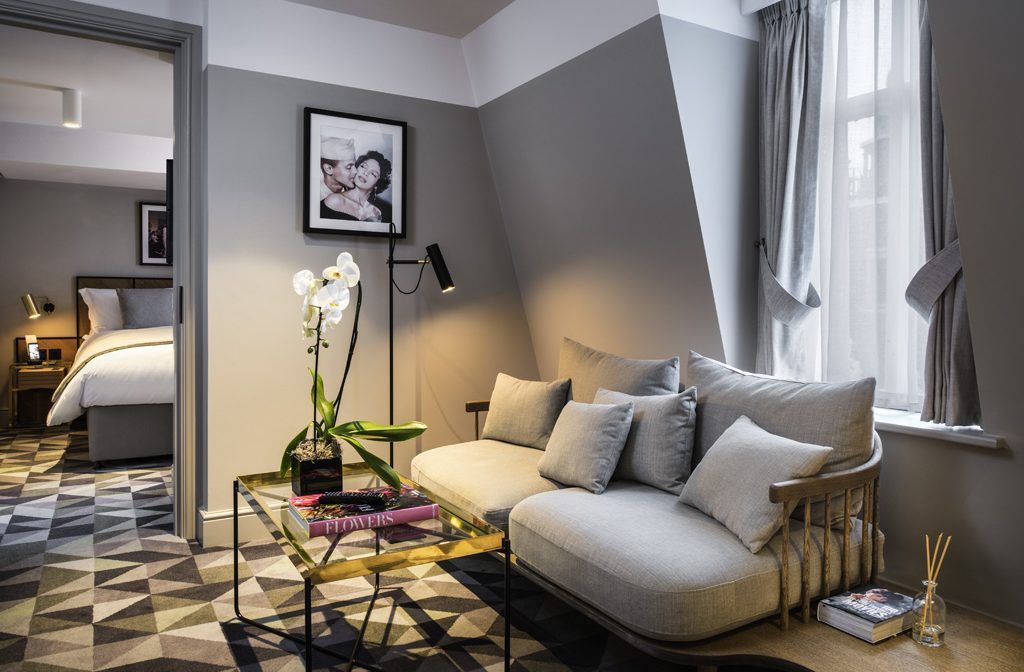 VICTORY HOUSE: Enjoy a cinematic themed stay in the heart of Leicester Sq