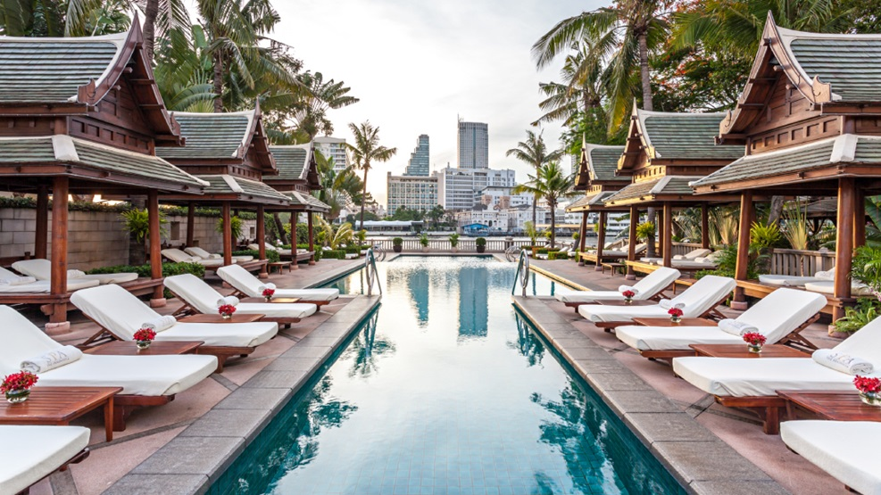 THE PENINSULA BANGKOK: A dose of health and harmony at this salubrious sanctuary in the heart of the Thai capital