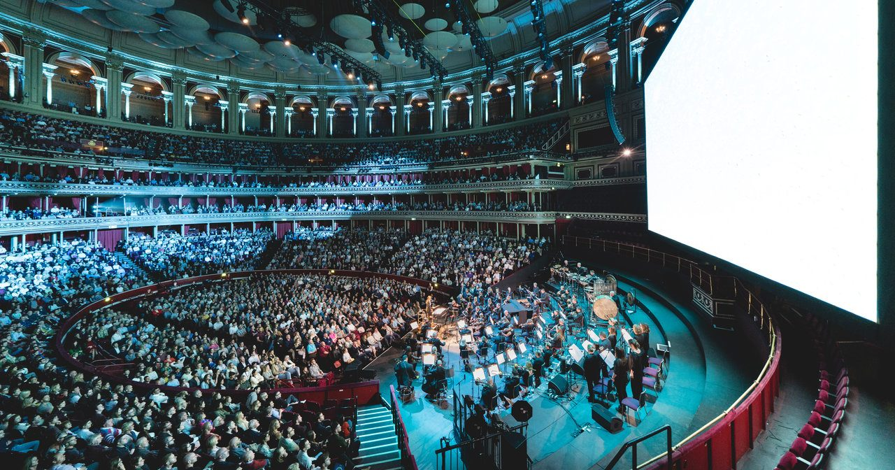 E.T. IN CONCERT: Royal Albert Hall's film series with a live orchestra playing is a must-see