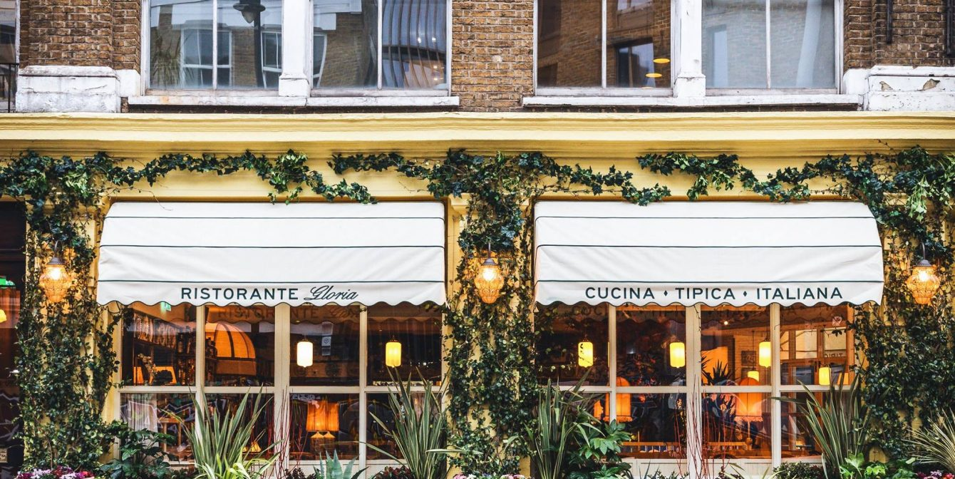 GLORIA: A cosy yet lively Italian restaurant in the heart of Shoreditch oozing with character and big burrata balls