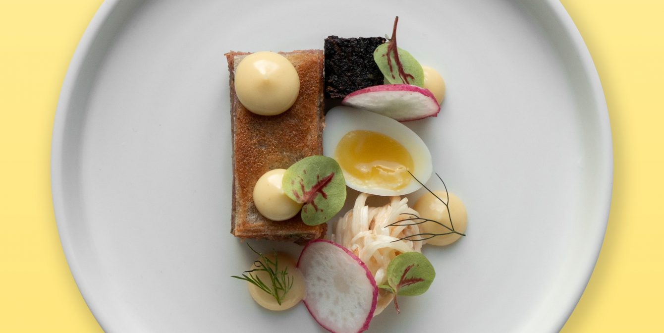 SIX BY NICO This Under £40 six course tasting menu by Nico Simeone is the best November treat