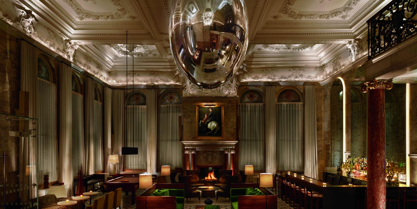 LONDON EDITION & BERNERS TAVERN: Favourite city hotel and restaurant is set to reopen from May 17