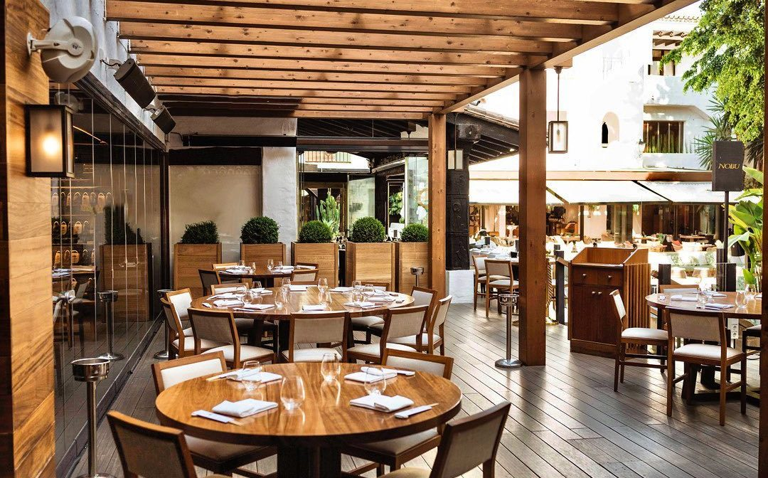 NOBU MARBELLA: The secret tasting menu you HAVE to try at one of Nobu's standout venues