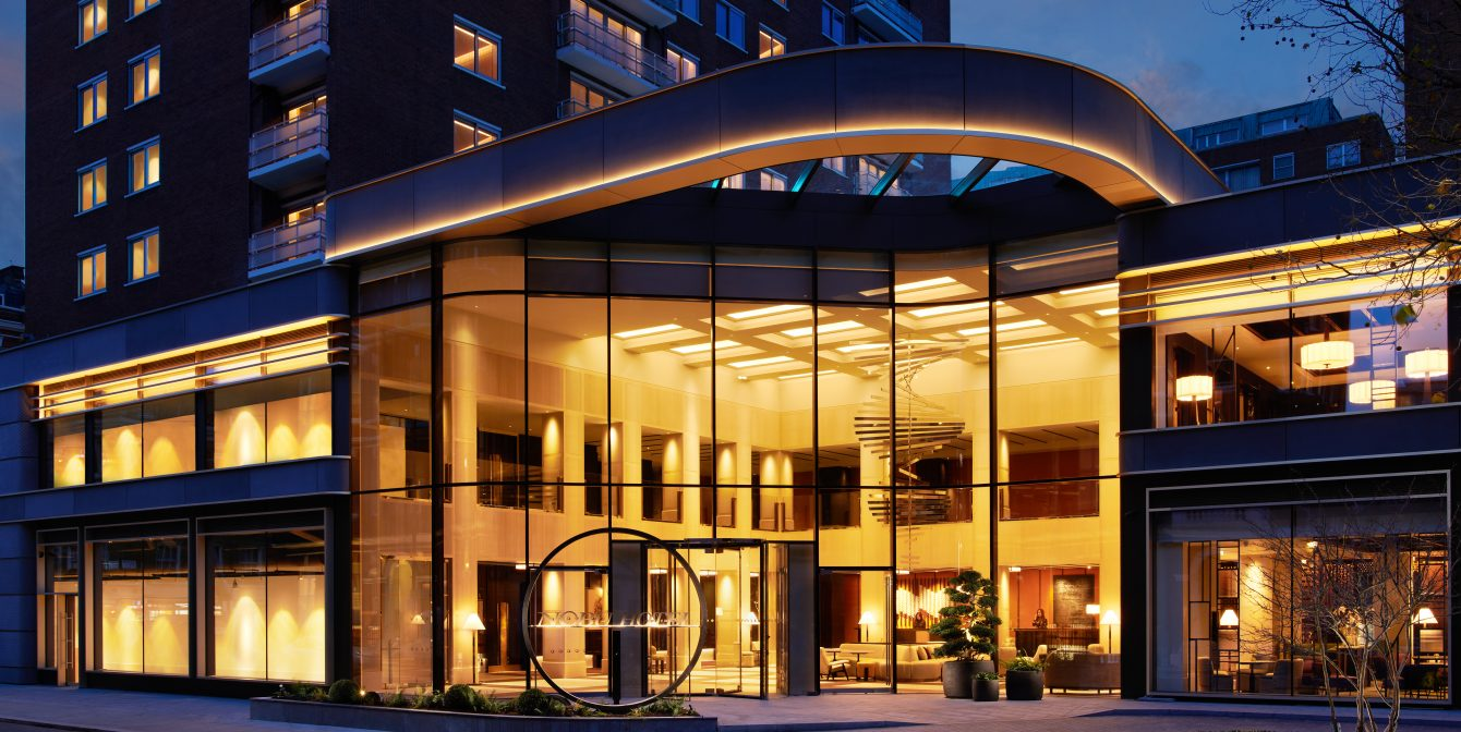 NOBU HOTEL PORTMAN SQUARE: A sensory experience from start to finish, with reformer pilates, Pisco martinis and polished suites among the offerings